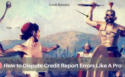 dispute credit report errors